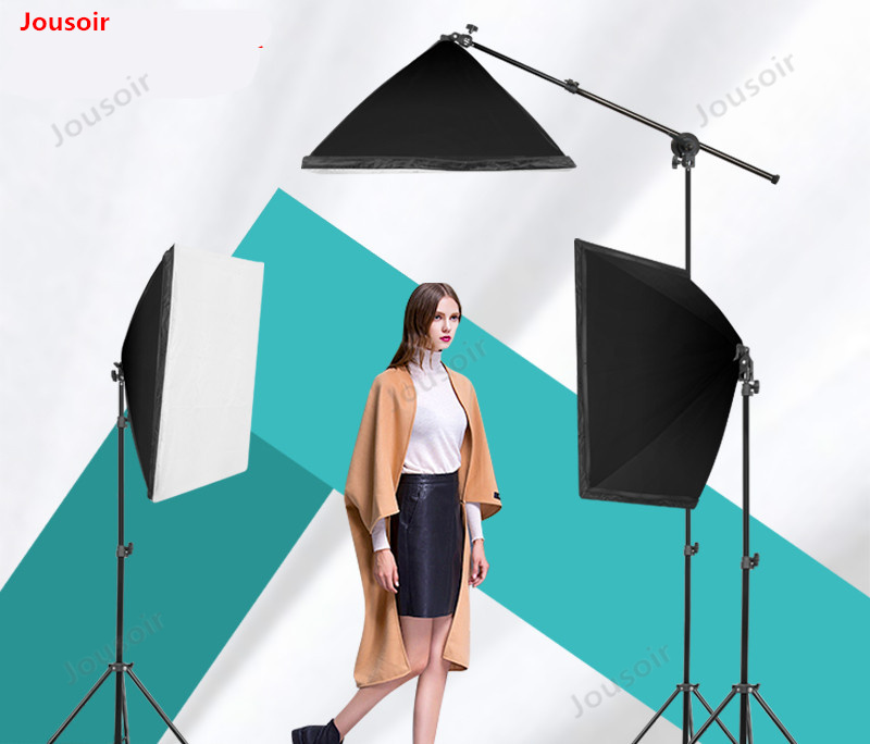 Studio 3 lamp Set indoor lighting clothing portrait photo lamp video Light CD50 T03Studio 3 lamp Set indoor lighting clothing portrait photo lamp video Light CD50 T03