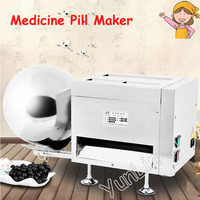 Automatic Medicine Pill Maker Small Household Pill Making Machine Honey Pill Machine Water Pills Machine LD 88A