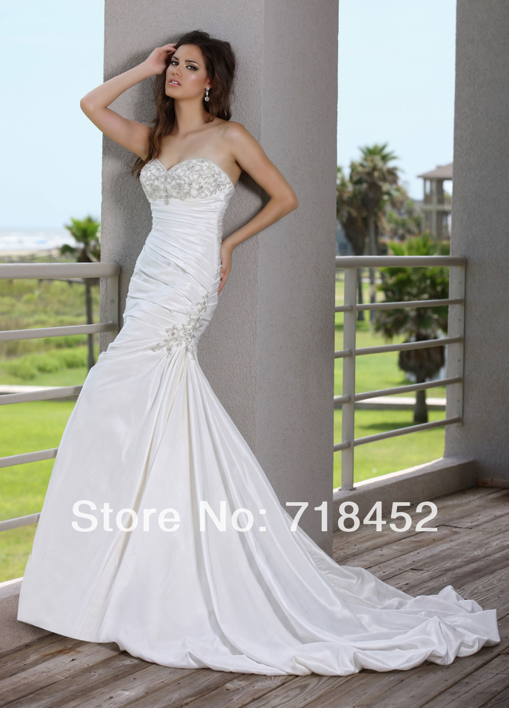 Online Get Cheap Irish Wedding Gown