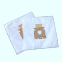 Sacs de remplacement daspirateur Cleanfairy, 15 pièces, compatible avec sensoriel TELIOS ARIANNE DISCOVERY OCTOPUS, pour H30S H36 H52 H60