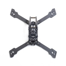 GEPRC Mark3 H5 225mm Wheelbase 4mm Arm 3K Carbon Fiber & CNC 5 Inch Racing Frame Kit For RC Models Spare Part DIY Accs недорго, оригинальная цена