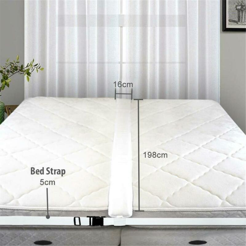 1Pcs Fashion Bed Bridge Mattress connector Twin To King Converter Bed Gap Filler Mattress Connector For Guests Bed Accessories