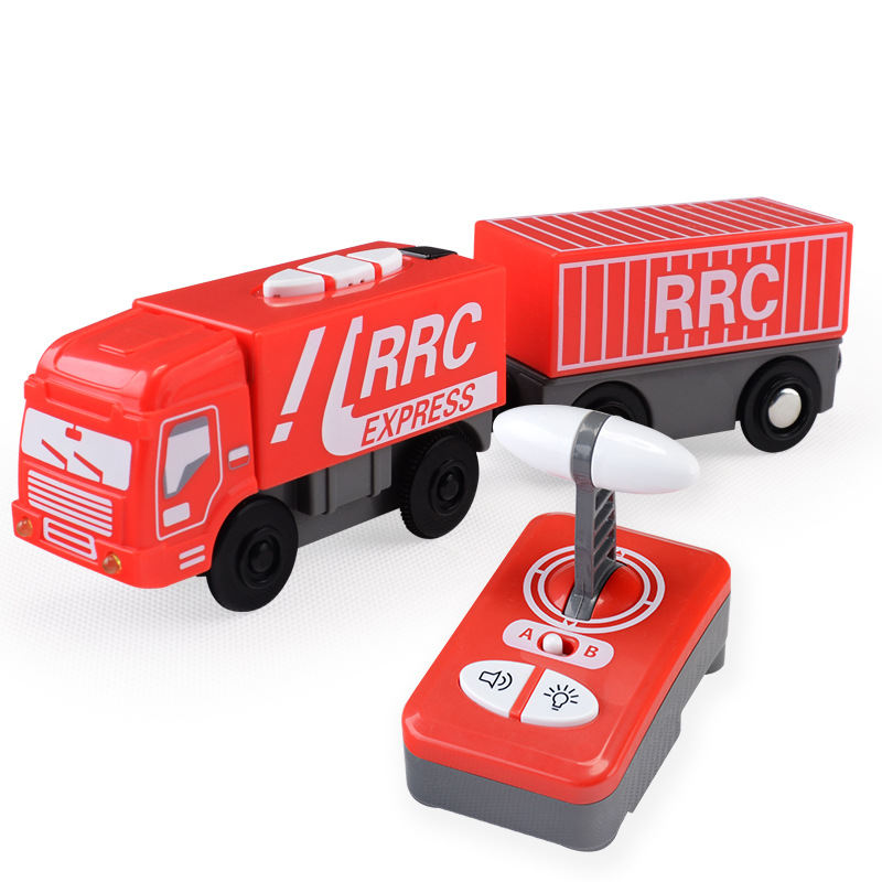 RC-Electric-Express-Truck-Magnetic-Train-With-Carriage-FIT-Thomas-wooden-track-Children-Electric-Toy-Kids-Toys-1