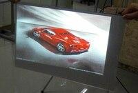 1.52X10 M Zelfklevende Glas Venster Rear Projection Film Holografische Display