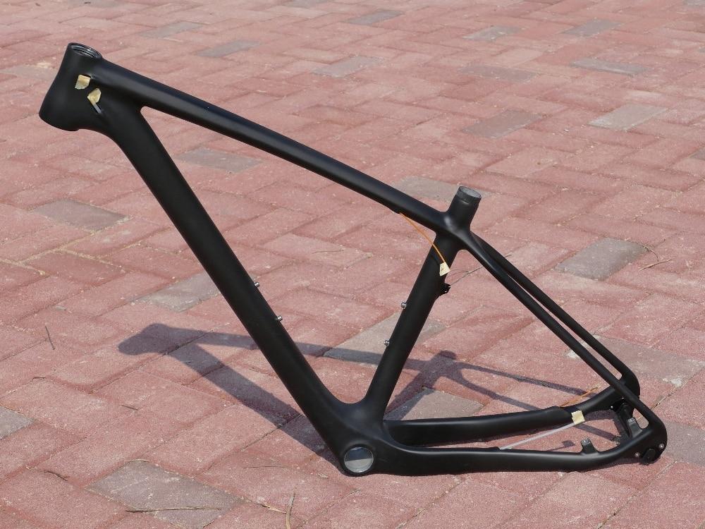 "L T800 Toray Carbon Fiber 29ER Mountain Bike Bicycle Cycling Frame BSA 19/"""