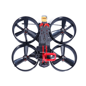 "Image 2 - IFlight MegaBee מסגרת SucceX F4 טיסה בקר 35A 4 IN 1 ESC XING 1408 3600KV Brushless מנוע addx. ארה""ב הגירית מצלמה עבור Drone"