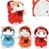 1pc High Quality Animal Cartoon Design Adorable Interesting Speak Talking Record Hamster Mouse Plush Kids Toys