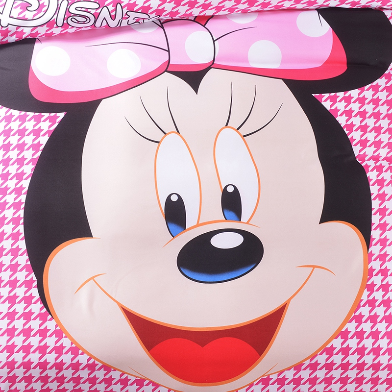 1970e480f Disney Mickey Minnie Mouse Bedding Set Twin Full Queen King Single ...
