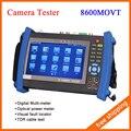 7 Pulgadas Pantalla Táctil 1080 P CCTV Tester Probador De Cámara IP POE WIFI Medidor de Potencia Óptica Multímetro Digital Visual Fault Locator TDR