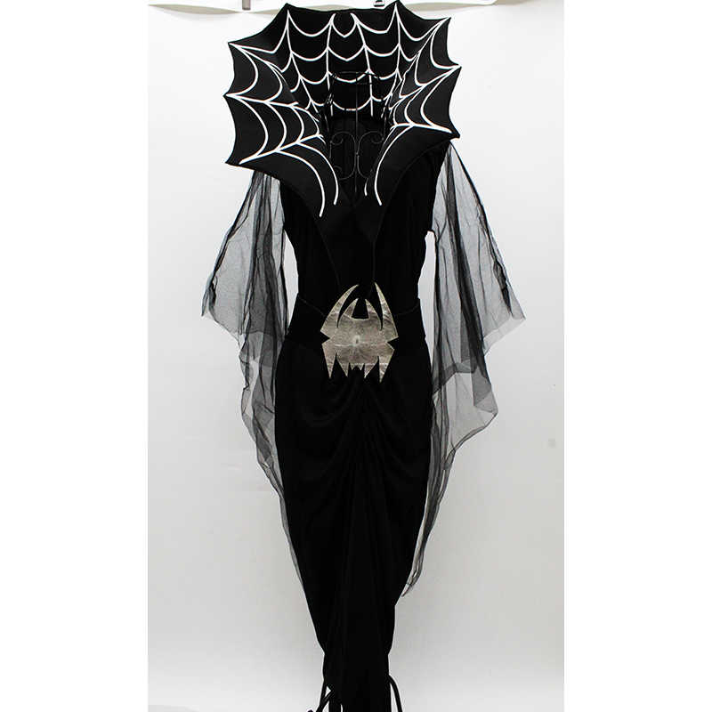 730cc23058c0 ... Sexy skeleton ghost bride Costume Horror corpse bride vampire Cosplay  Dress Day of the Dead halloween