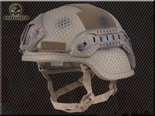Тактический Велоспорт CS пневматический пистолет спортивный шлем EMERSON ACH MICH 2000 специальное издание шлем EM8978 8 цветов - Цвет: seal