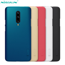 Nillkin Case for Oneplus 7 Case Oneplus7 Pro Cover Super Frosted Shield PC Hard Back Matte Cover for Oneplus 7 Pro Case Shell