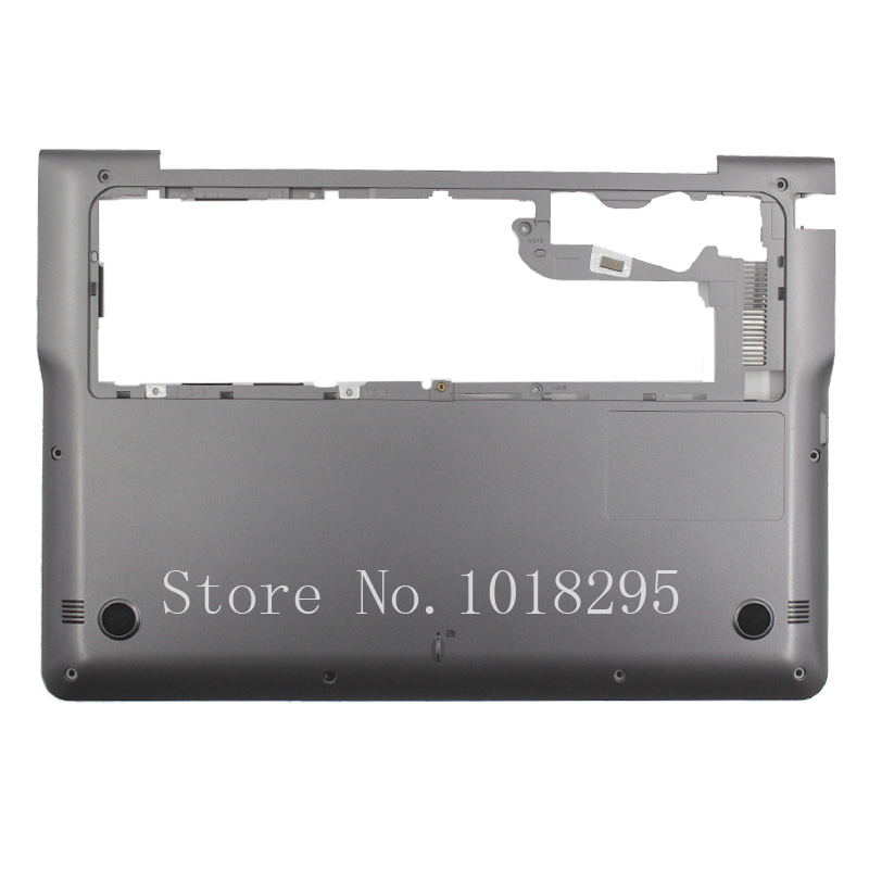 NEW Laptop Bottom Case For Samsung 530U3B  530U3C 535U3C NP530U3B NP530U3C NP535U3C silver for samsung np530u3c np530u3b np535u3c 530u3b 530u3c np540u3 np532u3c np532u3a with c shell red canadian french keyboard