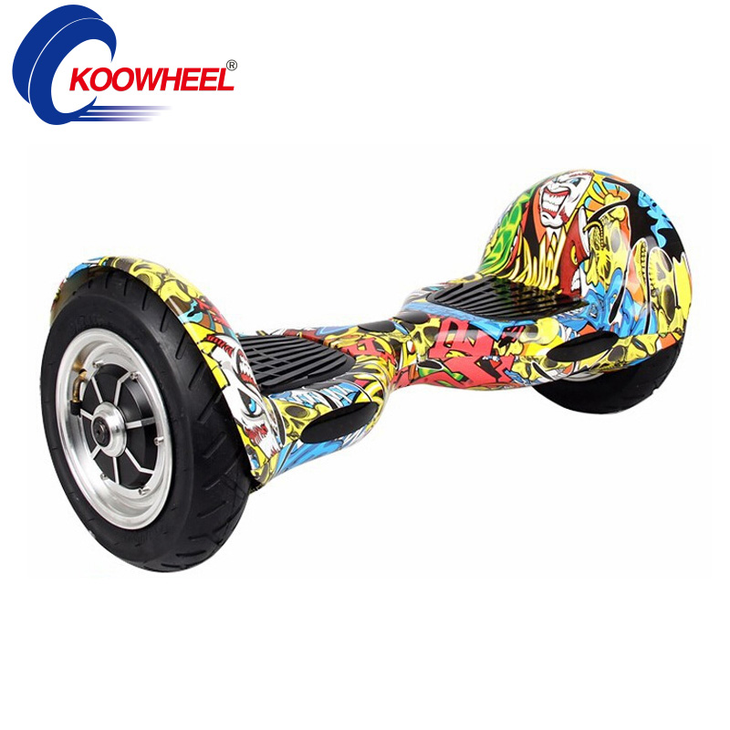 Koowheel Samsung smart electric 2 wheels self balancing kick scooter  overboard hoverboard 10 inch skateboard for Adult and Kids 95eaf0f8121