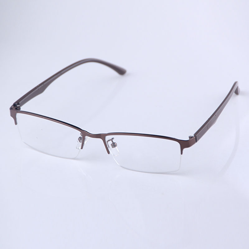 Image 5 - HEJIE Man's Alloy Anti Blue Rays Reading Glasses Anti scratch Lens Diopter 0+0.25+0.5+0.75+1.0+1.25+1.5+1.75+2.0 to +4.0 Y2552-in Men's Reading Glasses from Apparel Accessories
