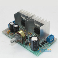 TDA2030A Double Track Power Amplifier Circuit Board Production Suite Diy Bulk Power Amplifier Kit