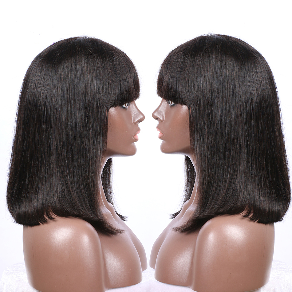 Lace front wig 04