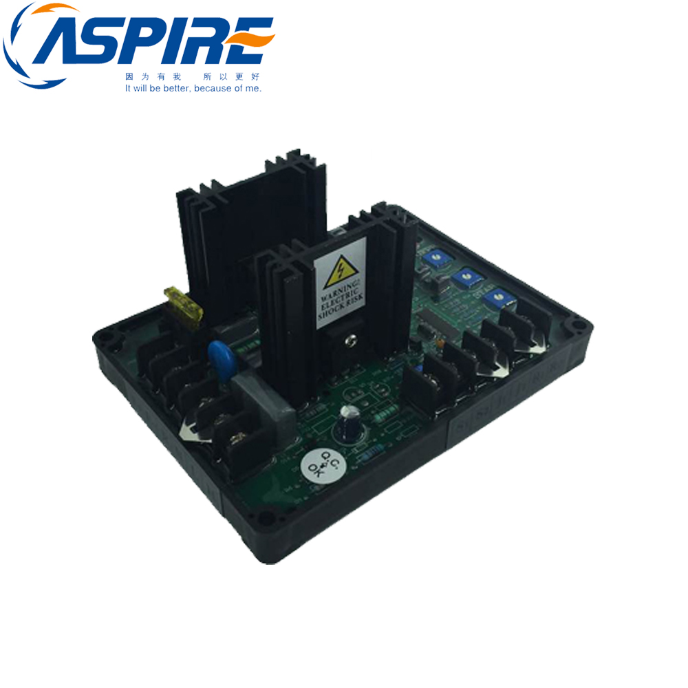 AVR 20A General AVR Automatic Voltage Regulator GAVR-20A for Brushless Generator цена и фото