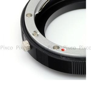 Image 5 - Pixco Nik M42 pierścień pośredni garnitur dla Nikon F AI mocowanie obiektyw do M42 śruba do mocowania aparatu