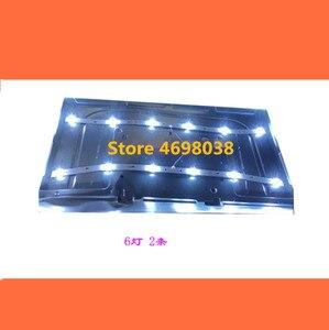Image 3 - LED blaklight ストリップ 6 ランプ赤井ため JS D JP3220 061EC E32F2000 MCPCB AKTV3222 ヌオーヴァ ST3151A05 8 V320BJ7 PE1 AKTV3212 AKTV3216