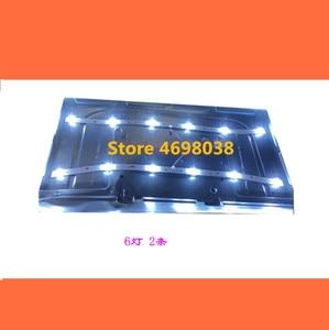 Image 3 - LED blaklight strip 6 lamp For AKAI JS D JP3220 061EC E32F2000 MCPCB AKTV3222 NUOVA ST3151A05 8 V320BJ7 PE1 AKTV3212 AKTV3216
