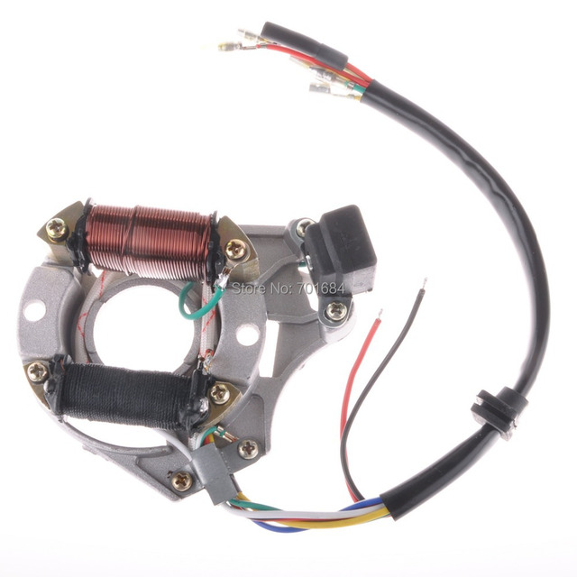 For Stator Ignition Magneto Plate 50cc-125cc Atv Quads Buggies Parts [PX35]