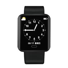 B8Pro new 1.3 color screen smart bracelet blood pressure heart rate watch multi-sports mode