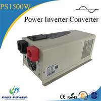 CE Car 1500W Power Inverter Converter 3000 Watts Peak DC 12V 24V To AC 220V For