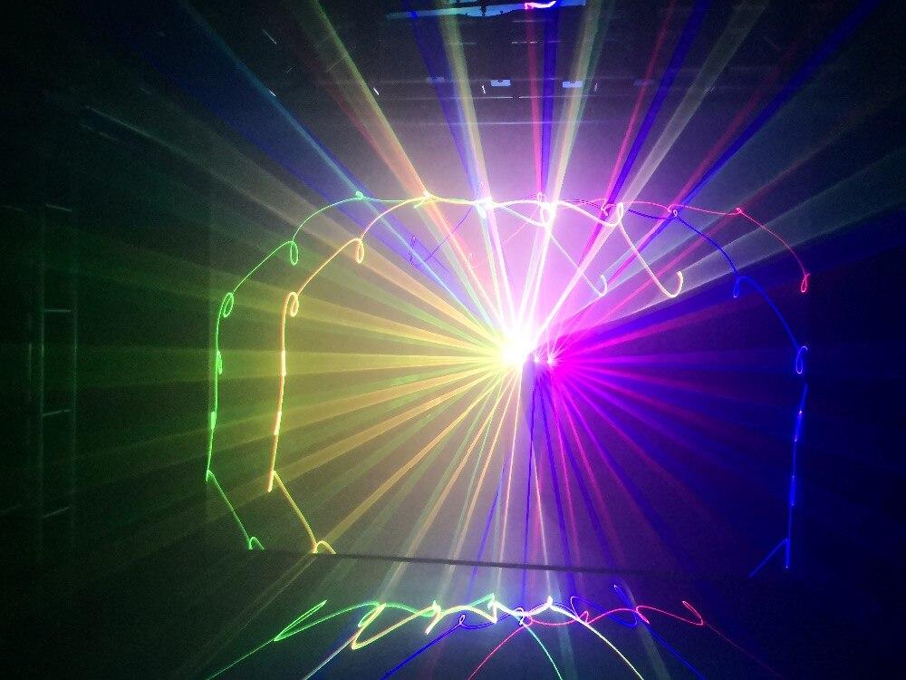 efeito de estagio led redonda luz pinspot feixe 05