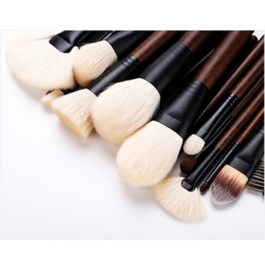 Maquillage outil de brosses Ensemble Cosmétique Poudre Ombre À Paupières fard à fond de teint Mélange Beauté Make Up Brush Maquiagem M1030
