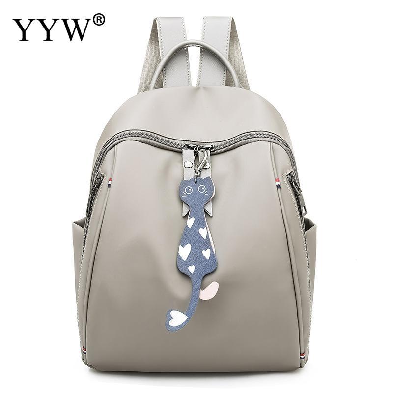 Backpack Women Load-Reduction Schoolbag Tarvel-Bag Nylon Teenage-Girl Waterproof Casual