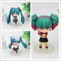 Anime GSC Hatsune Miku Ver. Acción PVC Figura de Colección Modelo de juguete muñeca 10 cm