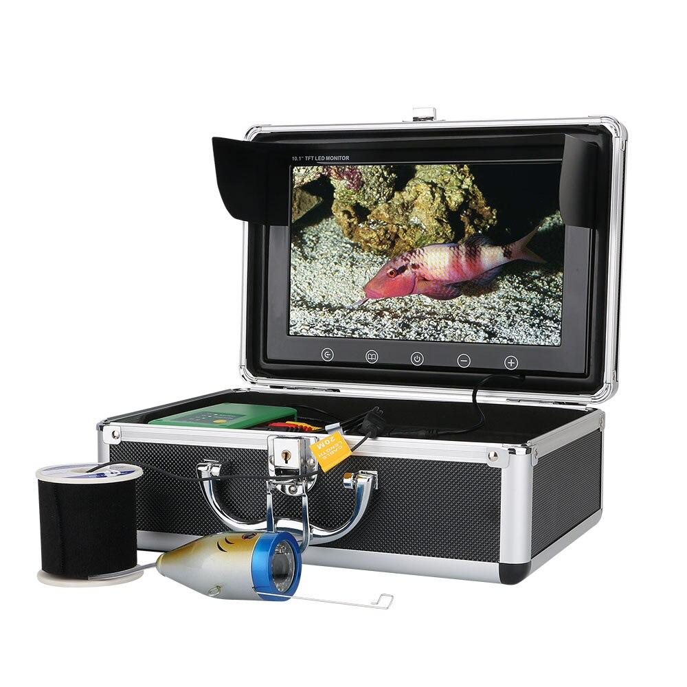 Inventor dos Peixes Camera Dvr ir Led Sunshield