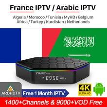 IPTV France Arabic IPTV Turkey Free 1Month IPTV Code T95ZPlus Android Tv Box S912 French Belgium Morocco IP TV Netherlands IP TV