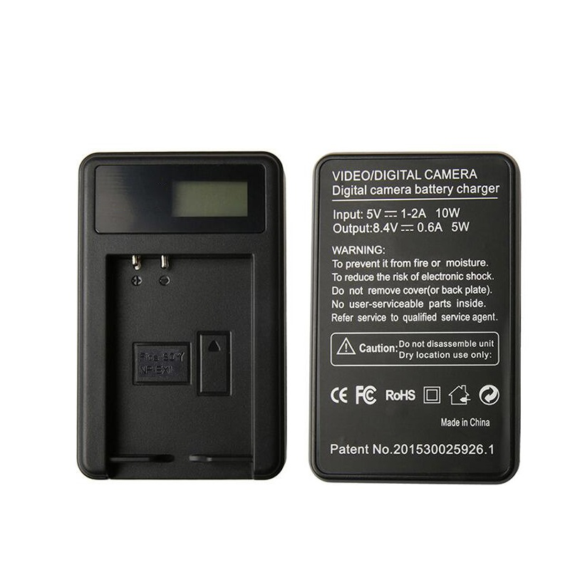 NP-BX1 Charger NP BX1 battery LCD USB charger for Sony NP-BX1 BP BX1 Battery charging charger