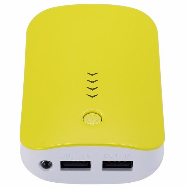 Banco de la energía 8400 mAh Batería Externa Powerbank Portátil para Tablet PC Android Móviles