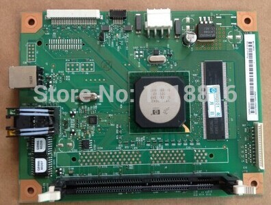 Free shipping 100% test  for HP2600N Formatter Board Q5965-67901 on sale free shipping 100% test for hp dj 110plus formatter board c7796 67008 on sale