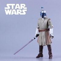 3 75 Action Figure Star Wars Jedi Warrior Metz Windu Movable Figures Model Toys Y0974