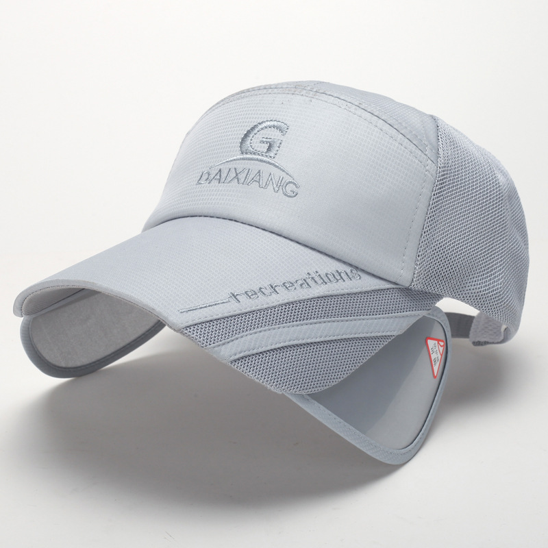 New Style Fashion Summer Men Women  Unisex Breathable Scalable Sun Hat