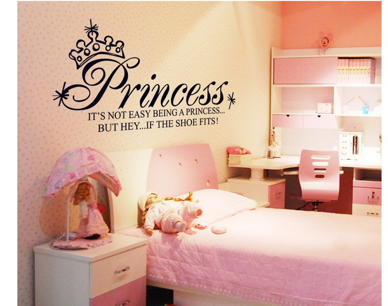 bathroom wall stickers for kids princess home decor wall stickers for rooms 22581