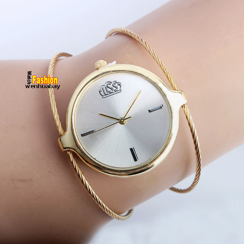 Top Brand Ladies Watches Women Fashion Bracelet Bangle Quartz ...