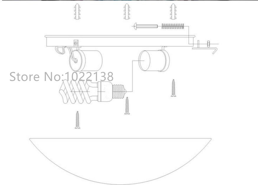 Schematics Led Lamp