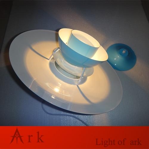 ark light Hot selling modern UFO pendant lamp Denmark Pendant Lamp bedroom lamp aslo for wholesale