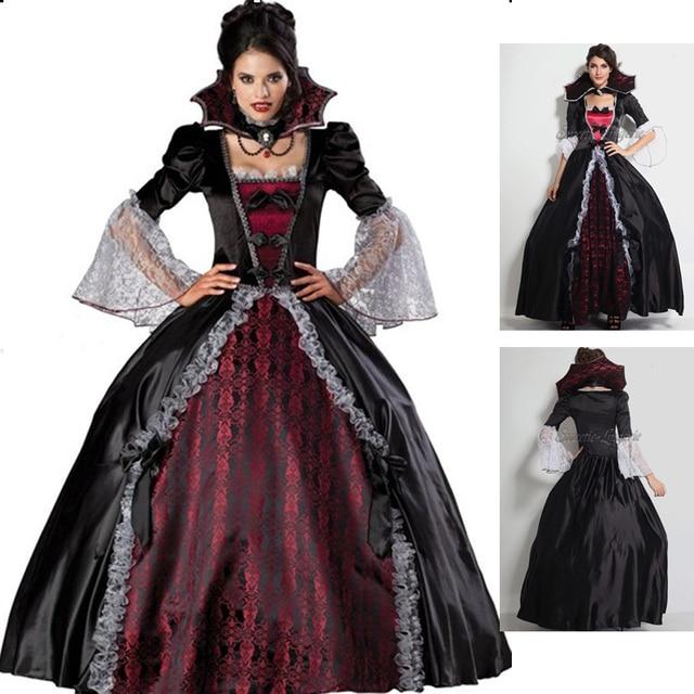 Luxury Vampire costumes halloween costumes for women evil queen ...