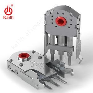 Image 3 - Kailh 7/8/9/10/11/12mm 로터리 마우스 스크롤 휠 인코더 1.74mm 홀 20 40g 포스 PC 마우스 alps 엔코더 800,000 수명주기