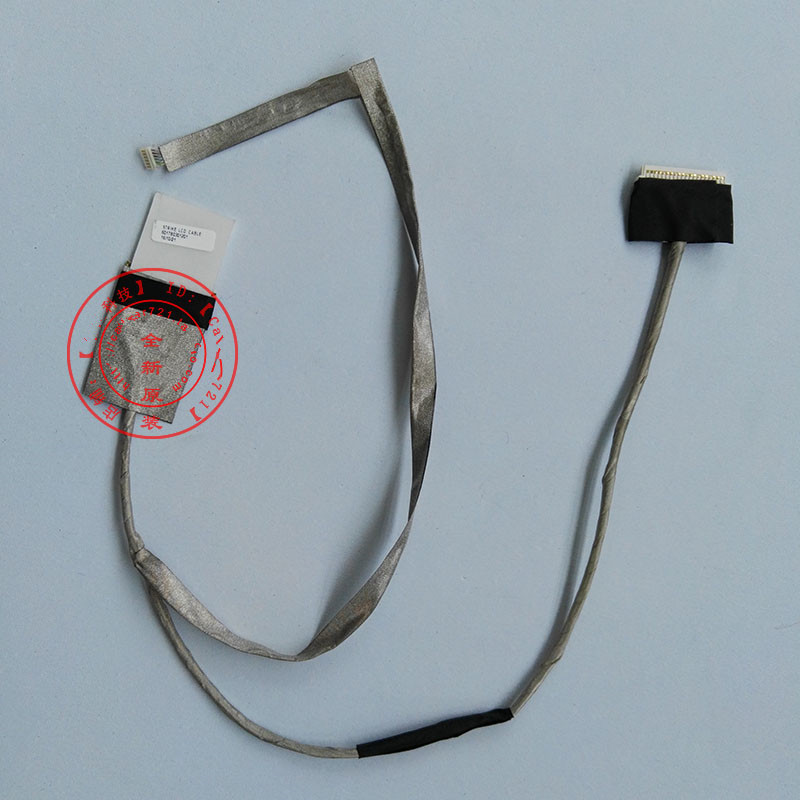 Computer Cables & Connectors New Lcd Cable Wire Line For Lenovo V4000 Z51-70 Z41-70 Dc020024y00 Laptop Display Connector Video Flex Screen Data Lvds
