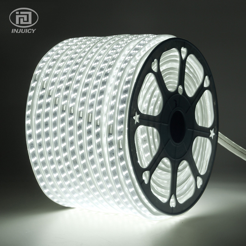 50M 100M SMD2835 High Power Flexible LED Strip Light Waterproof Updated Version 3 Rows 180 leds/M 2835 Tape Led Strip Lighting