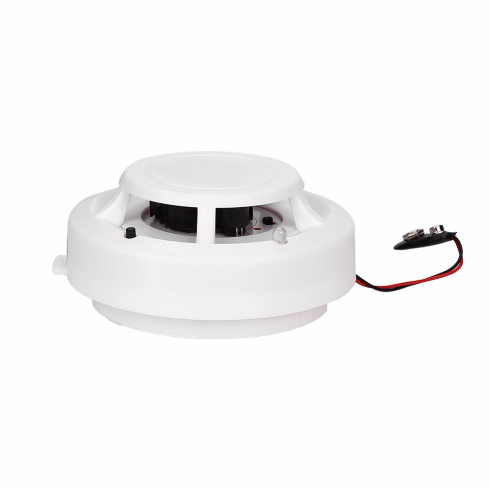 giantree Universal Wireless Smoke Fire Carbon Monoxide Sensor Detector Alarm Warning
