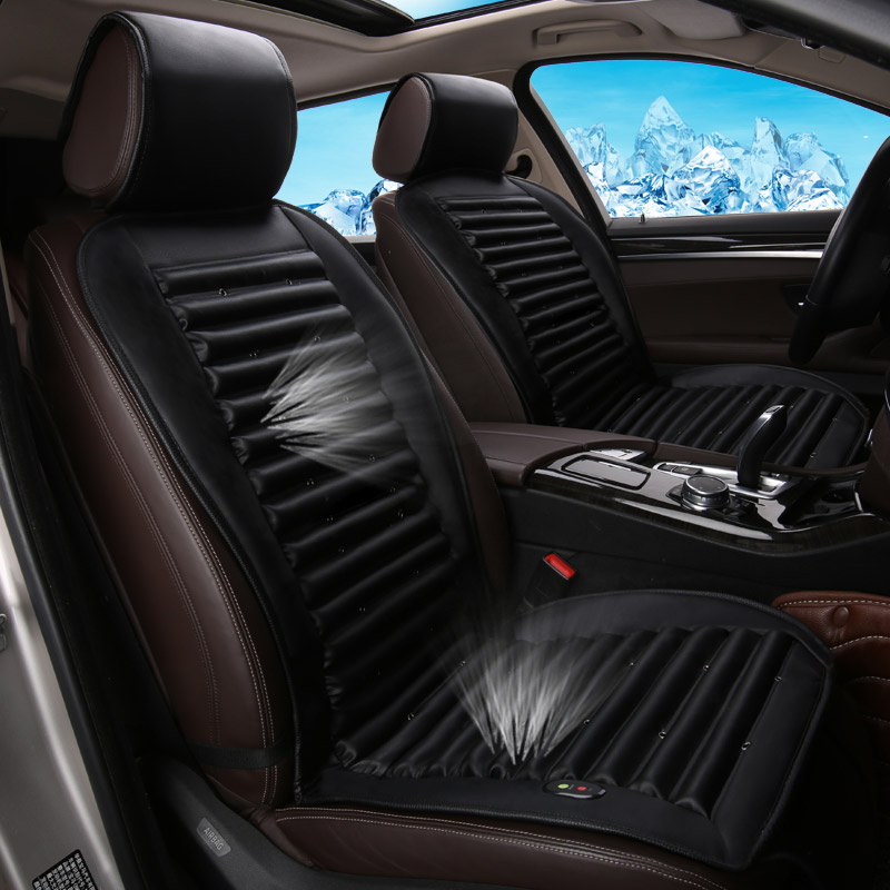 air conditioned seat cover velcromag. Black Bedroom Furniture Sets. Home Design Ideas