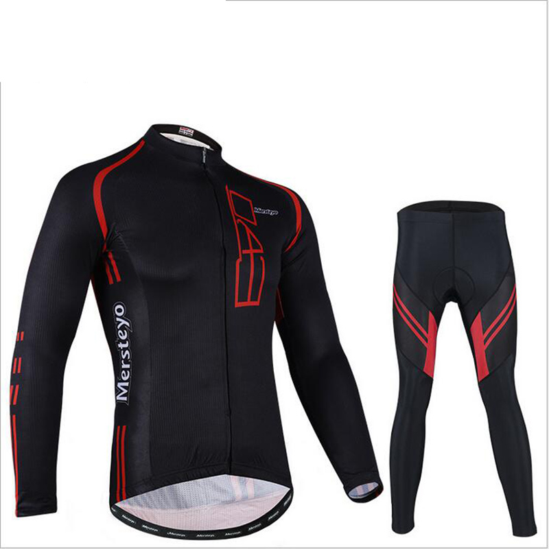 Cycling Clothing Skinsuit Downhill Jersey Bike Fleece Roupas-De-Ciclismo Pro-Team Winter